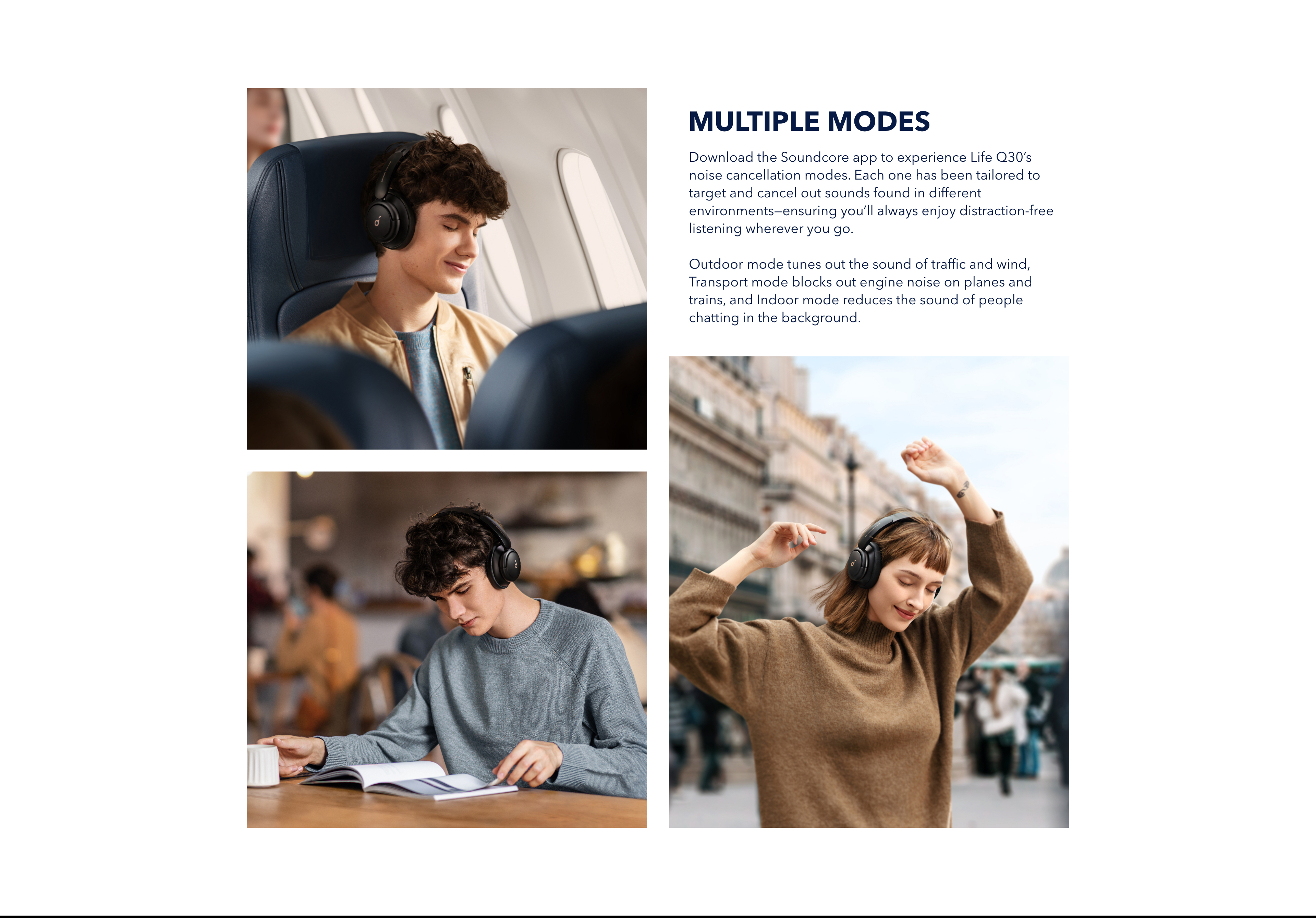 With Multiple Modes