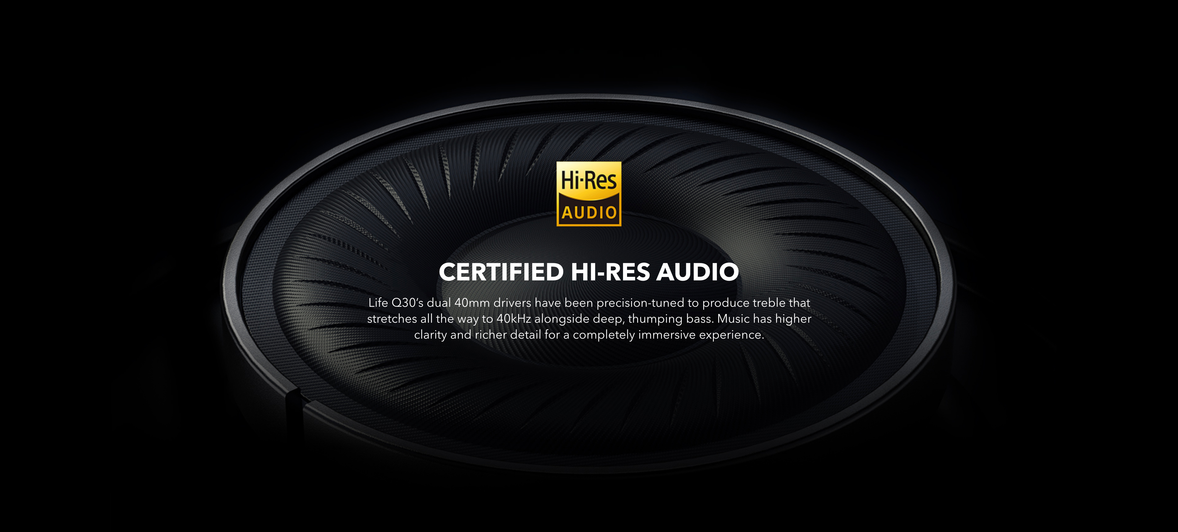 Certified Hi-Res Audio