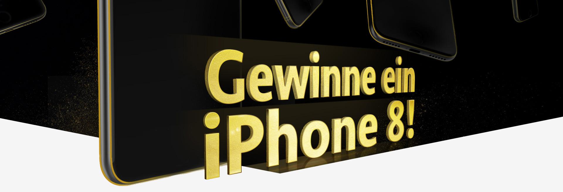 Win an iPhone 8